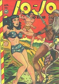 Cover Thumbnail for Jo-Jo Comics (Fox, 1946 series) #26