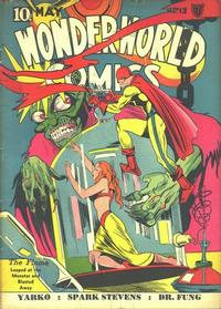Cover Thumbnail for Wonderworld Comics (Fox, 1939 series) #13