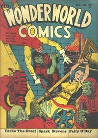 Cover Thumbnail for Wonderworld Comics (Fox, 1939 series) #15