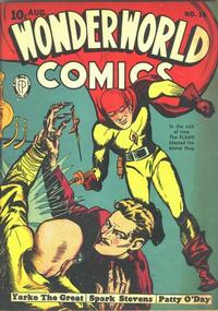 Cover Thumbnail for Wonderworld Comics (Fox, 1939 series) #16