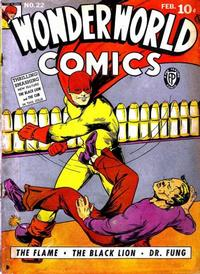 Cover Thumbnail for Wonderworld Comics (Fox, 1939 series) #22