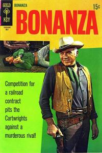 Cover Thumbnail for Bonanza (Western, 1962 series) #32