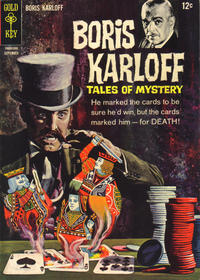 Cover Thumbnail for Boris Karloff Tales of Mystery (Western, 1963 series) #11