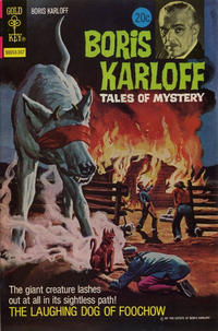 Cover Thumbnail for Boris Karloff Tales of Mystery (Western, 1963 series) #48