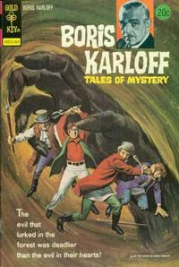 Cover Thumbnail for Boris Karloff Tales of Mystery (Western, 1963 series) #53