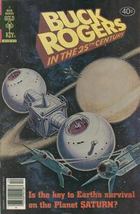 Cover Thumbnail for Buck Rogers in the 25th Century (Western, 1979 series) #5 [Gold Key]