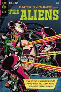 Cover Thumbnail for The Aliens (Western, 1967 series) #1