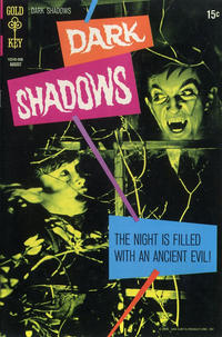 Cover Thumbnail for Dark Shadows (Western, 1969 series) #6