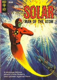 Cover Thumbnail for Doctor Solar, Man of the Atom (Western, 1962 series) #14