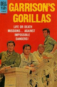 Cover Thumbnail for Garrison's Gorillas (Dell, 1968 series) #4