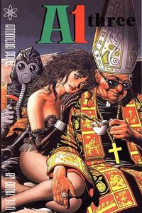 Cover for A1 (Atomeka Press, 1989 series) #3