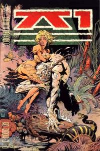 Cover for A1 (1989 series) #5