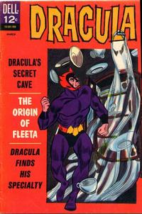 Cover Thumbnail for Dracula (Dell, 1962 series) #4