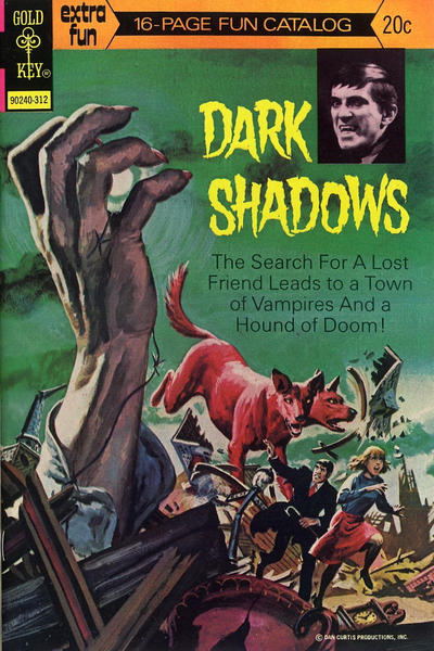 Cover for Dark Shadows (1969 series) #23