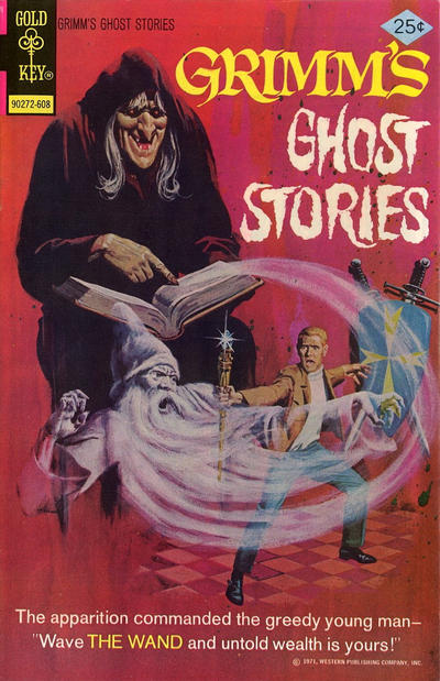 Cover for Grimm's Ghost Stories (1972 series) #32