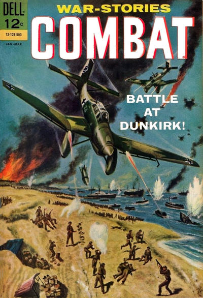 Cover for Combat (Dell, 1961 series) #15
