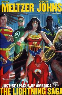 Cover Thumbnail for Justice League of America (DC, 2007 series) #2 - The Lightning Saga