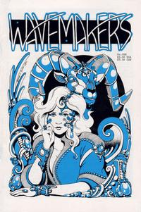Cover Thumbnail for Wavemakers (Blind Bat Press [Mark Innes], 1990 series) #1