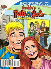 Cover Thumbnail for Archie's Pals 'n' Gals Double Digest Magazine (Archie, 1992 series) #126