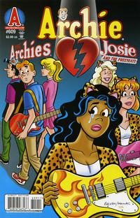 Cover Thumbnail for Archie (Archie, 1962 series) #609