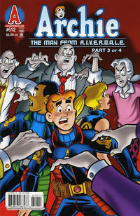 Cover for Archie (Archie, 1959 series) #612