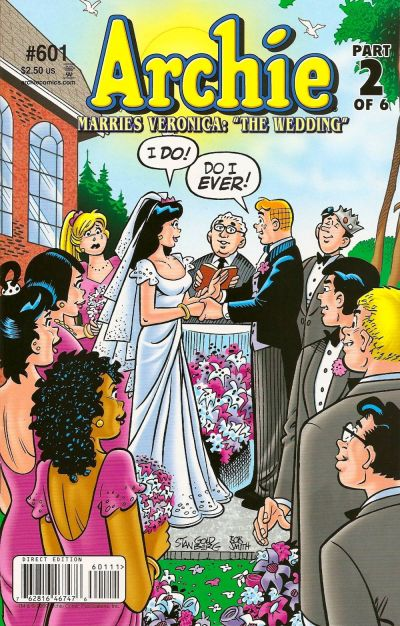 Cover for Archie (Archie, 1959 series) #601