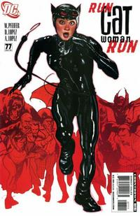 Cover Thumbnail for Catwoman (DC, 2002 series) #77