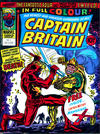 Cover for Captain Britain (1976 series) #2