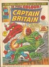 Cover for Captain Britain (Marvel UK, 1976 series) #18