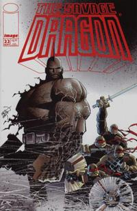 Cover Thumbnail for Savage Dragon (Image, 1993 series) #22 [Direct]