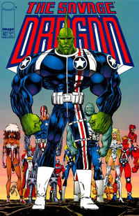 Cover Thumbnail for Savage Dragon (Image, 1993 series) #40