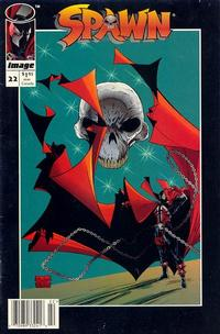 Cover Thumbnail for Spawn (Image, 1992 series) #22