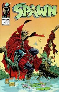 Cover Thumbnail for Spawn (Image, 1992 series) #26