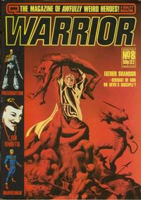 Cover Thumbnail for Warrior (Quality Communications, 1982 series) #8