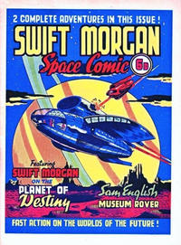 Cover Thumbnail for Swift Morgan Space Comic (T. V. Boardman, 1953 series) #50