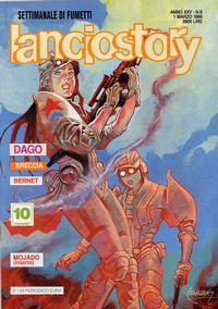 Cover Thumbnail for Lanciostory Anno XXV (Eura Editoriale, 1999 series) #vXXV#8