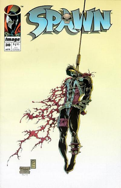 Cover for Spawn (Image, 1992 series) #30