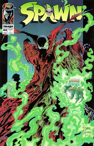 Cover for Spawn (Image, 1992 series) #42