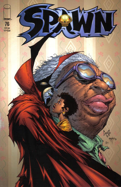 Cover for Spawn (Image, 1992 series) #76