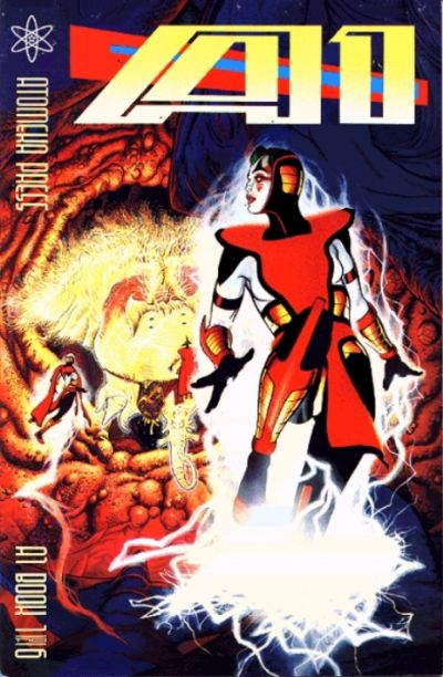 Cover for A1 (Atomeka Press, 1989 series) #1