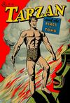 Cover for Four Color (Dell, 1942 series) #161 - Tarzan and the Fires of Tohr