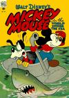 Cover for Four Color (Dell, 1942 series) #194 - Walt Disney's Mickey Mouse in The World Under the Sea