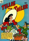 Cover for Four Color (Dell, 1942 series) #195 - Tillie the Toiler