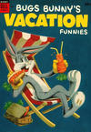 Cover for Bugs Bunny's Vacation Funnies (Dell, 1951 series) #4