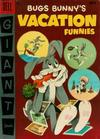 Cover for Bugs Bunny's Vacation Funnies (1951 series) #6