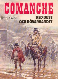 Cover Thumbnail for Comanches äventyr (Carlsen/if [SE], 1980 series) #5
