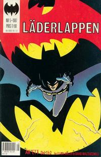 Cover Thumbnail for Läderlappen (Semic, 1987 series) #5/1987