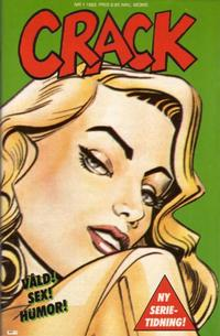 Cover Thumbnail for Crack (Tiprod, 1983 series) #1/1983