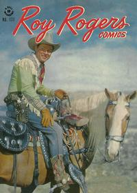 Cover Thumbnail for Four Color (Dell, 1942 series) #177 - Roy Rogers Comics