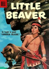 Cover Thumbnail for Four Color (Dell, 1942 series) #817 - Little Beaver